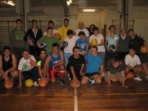 Allenamenti Basket